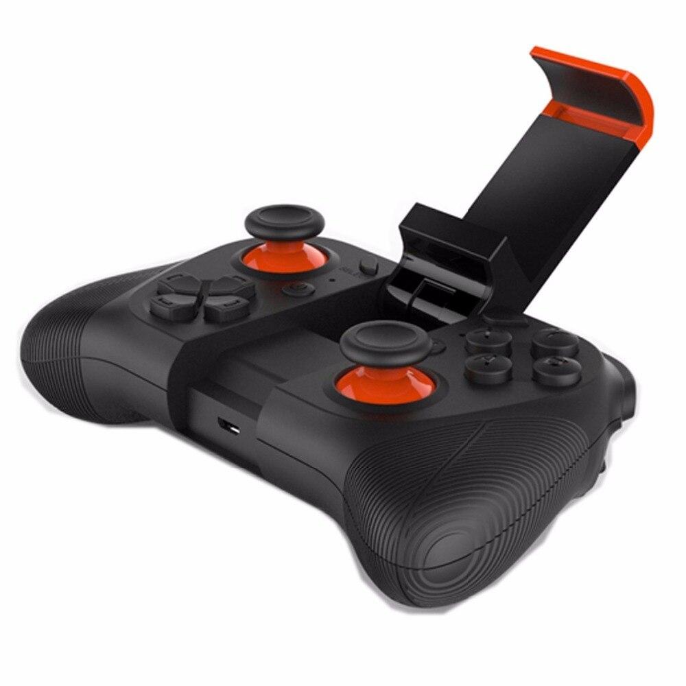 Mocute 050 Presa Gamepad Joypad Selfie Otturatore di Telecomando Senza Fili di Bluetooth Controller di Gioco Joystick Per Il Gioco Per PC/Smartphone