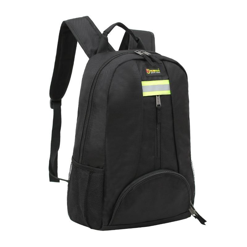 Tool Bag Shoulder Kit Multifunction Backpack Elevator Repair Kit Canvas Thickened Shoulder Bags