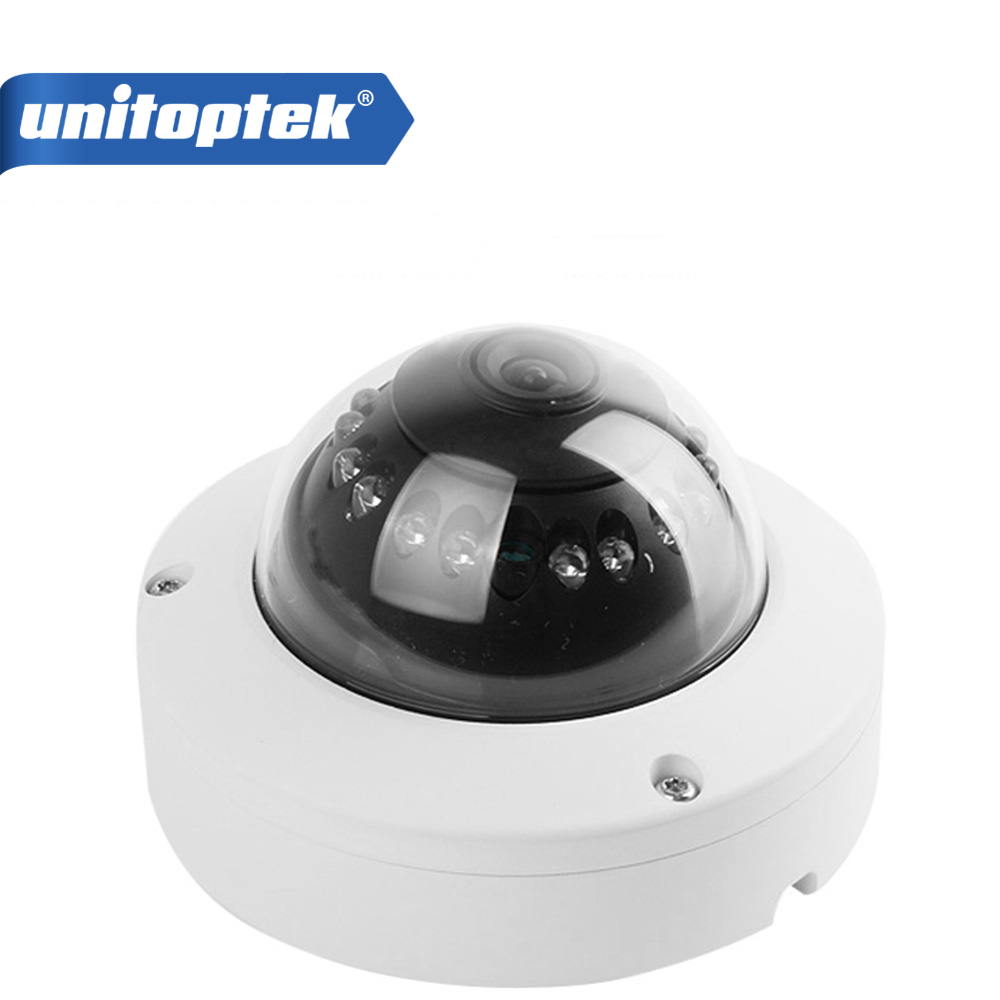 Mini Dome Onvif IP Camera 1080P Outdoor HD Network CCTV Camera 2MP 1080P Security IR-Cut P2P Support Phone Android IOS View cctv cam ip camera 1080p hd outdoor waterproof pt onvif surveillance inspection dome security camera ir led