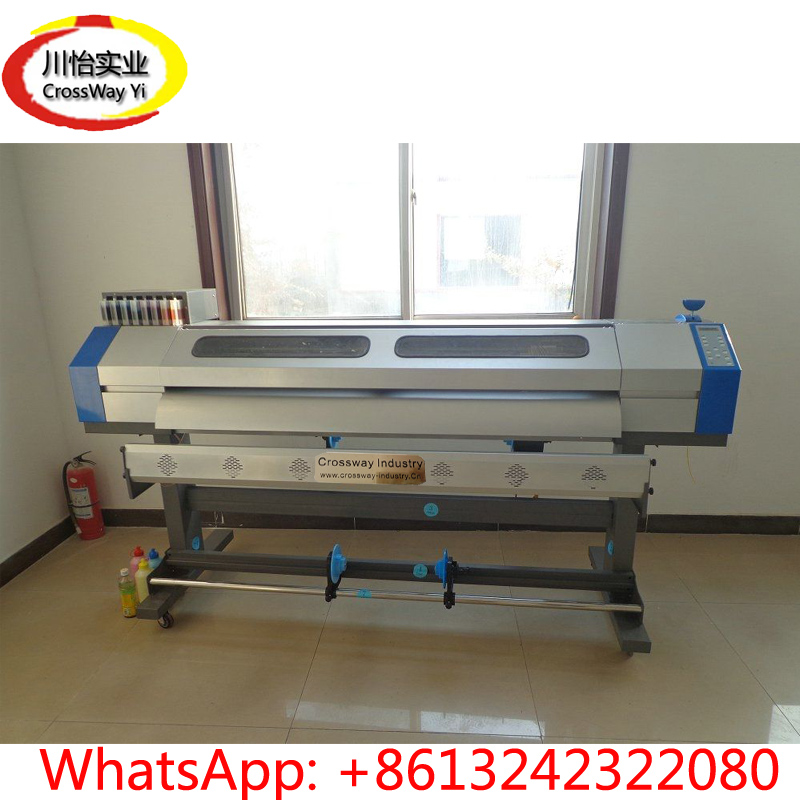 High quality Large format Eco solvent outdoor printer with Good service
