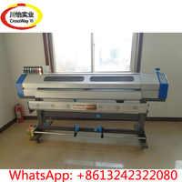 Solventes exterior impresora Eco de gran formato de alta calidad con buen servicio