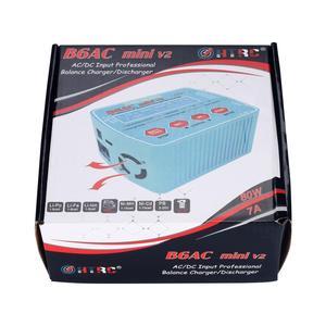 Image 5 - HTRCแบตเตอรี่Charger IMAX B6AC MINI V2 80W 7AดิจิตอลRC BALANCE Lipo Lihv LiIon Life NiCd NiMHแบตเตอรี่Discharger