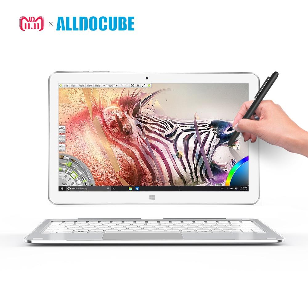 все цены на Alldocube Mix Plus 1920*1080 IPS Full-view 10.6 Inch Windows10 Tablets PC intel Kabylake 7Y30 4GB RAM 128GB ROM 5.0MP Cam Tablet