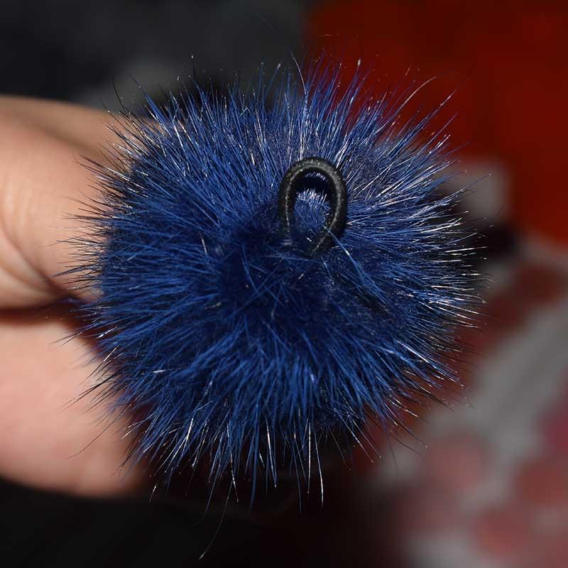 mink fur ball 20