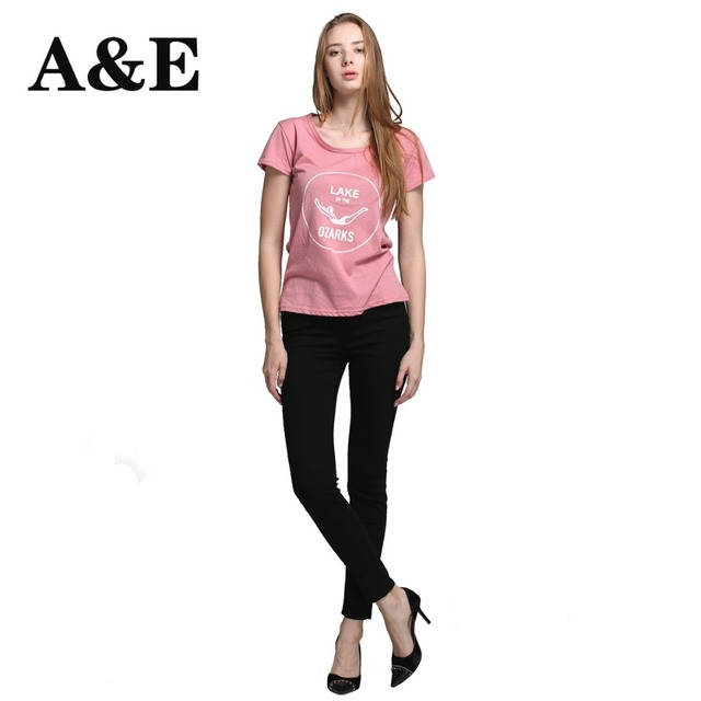 Alice & Elmer Skinny Jeans Woman Jeans For Girls Jeans Women High Waist Stretch Jeans Female Pants  Shortened Black
