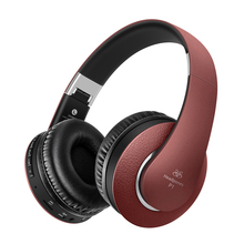 Sound intone P1 Wireless Bluetooth Headset Foldable Stereo Headphones with Mic Support TF Card FM Radio for iPhone Samsung