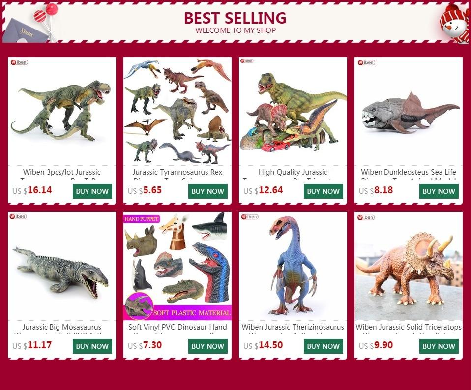 Velociraptor garçon modèle & 1