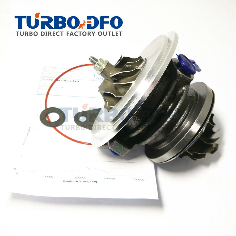 GT1544H 454097 For Audi A4 / A6 / 80 1.9 TDI (B5) 66 Kw 90 HP 1Z / AHU - Turbocharger Core 454082 Cartridge Turbine 454082-1/2