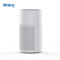 MeiLing Negative Ion Generator Air Purifier Ions And Filter Purifiers Air Cleaning Intelligent Household Air Ionize