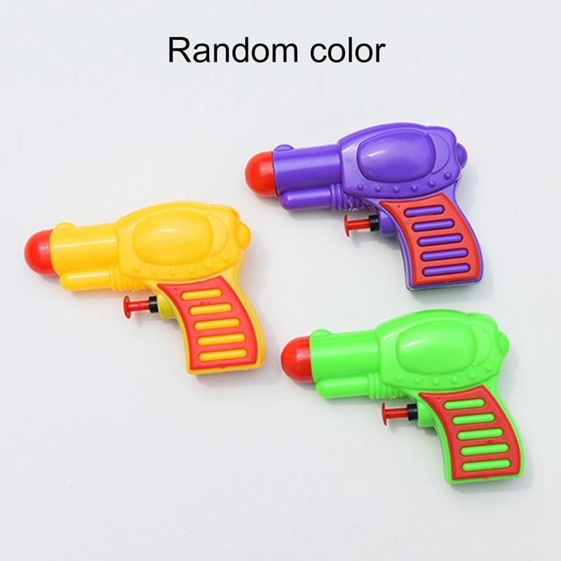 Mini Water Guns Kids Beach Toys Outdoor Water Guns For Children Toddlers Summer Game Boy Girl Pistol Blaster Toy Baby Birth Gift