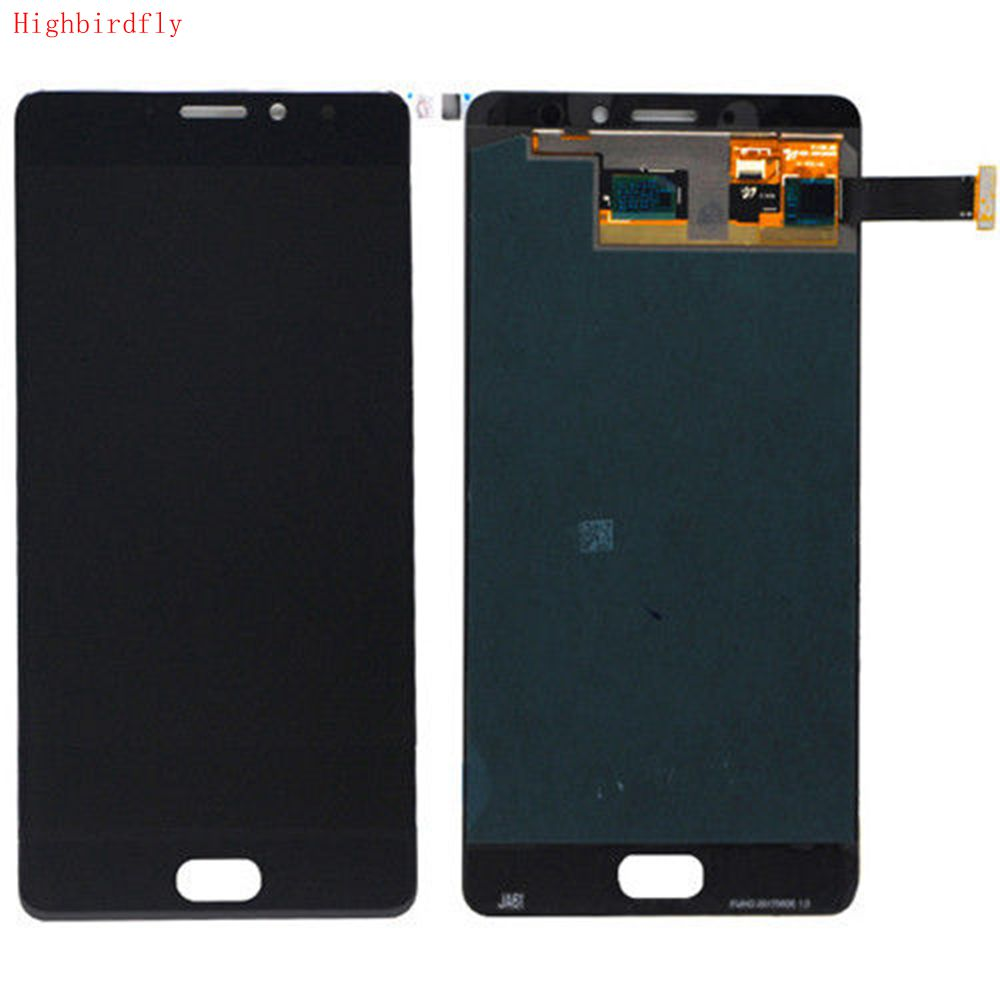 5.2 Highbirdfly For Meizu Pro 7 M792H Lcd Screen Display WIth Touch Glass Digitizer WIth Frame Assembly Replacement