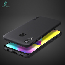 For Samsung Galaxy M20 Case Cover NILLKIN Fitted Cases Super Frosted Shield