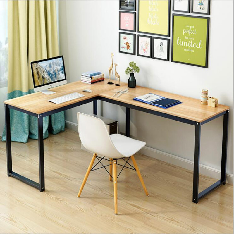 Modern Computer Desks Table Furniture For Office Bedroom ...