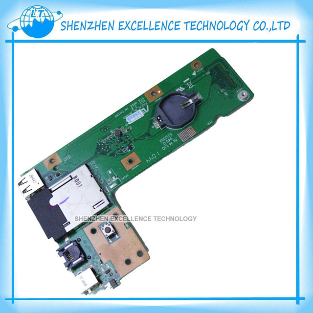 1 pc usb dc in power jack board para asus x52j a52 A52J K52 K52J K52JB K52DE K52DR K52DY K52N K52JT K52JU 3DKJ3DB0000 60-NXMDC1000