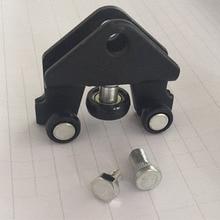 Раздвижные двери роликовый Кронштейн руководство и петля/Нижняя для Vauxhall Vivaro Прямая