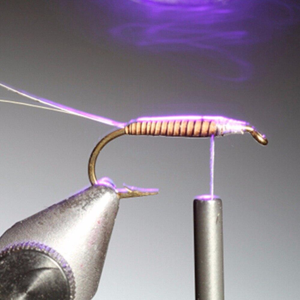 1pc 15 7 Cm Flytying Resin Curing Tool Uv Light Fly Tying
