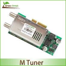 Receptor de tv por satélite Rev M sintonizador para dm800se receptor de satélite, dm800hd pvr Linux sintonizador por correo aéreo de china