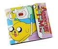Japan Anime Adventure Time wallet Men&Women bifold purse 2 style