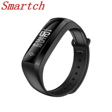 Smartch M2S Smart Браслет артериального давления часы трекер монитор сердечного ритма фитнес-браслет шагомер Smart Band