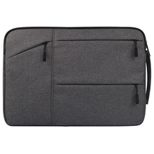 Portátil Bolsa de manga para chuwi lapbook 15.6 pulgadas caja del ordenador portátil de nylon portátil bolso de los hombres de las mujeres