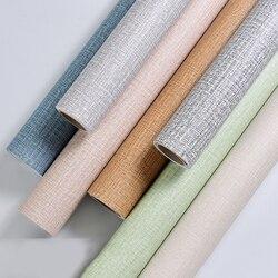 50M Leinen Grasscloth Tapete Rollen Schlafzimmer Texturen Wand Papier Esszimmer Hotel Gestreiften Tapeten für Wohnzimmer Backsplash