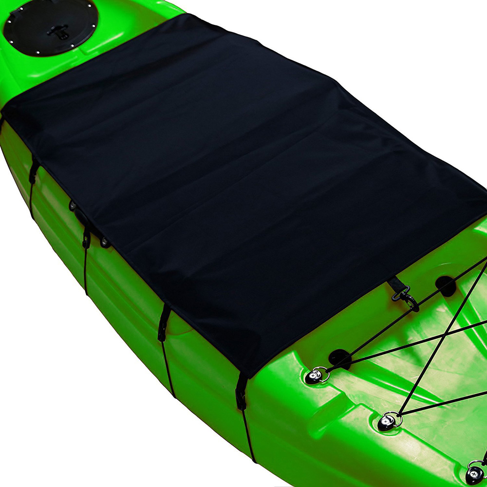 Oxford Canoe Kayak Cockpit Drape Cover Seal Adjustable Bungee Cords