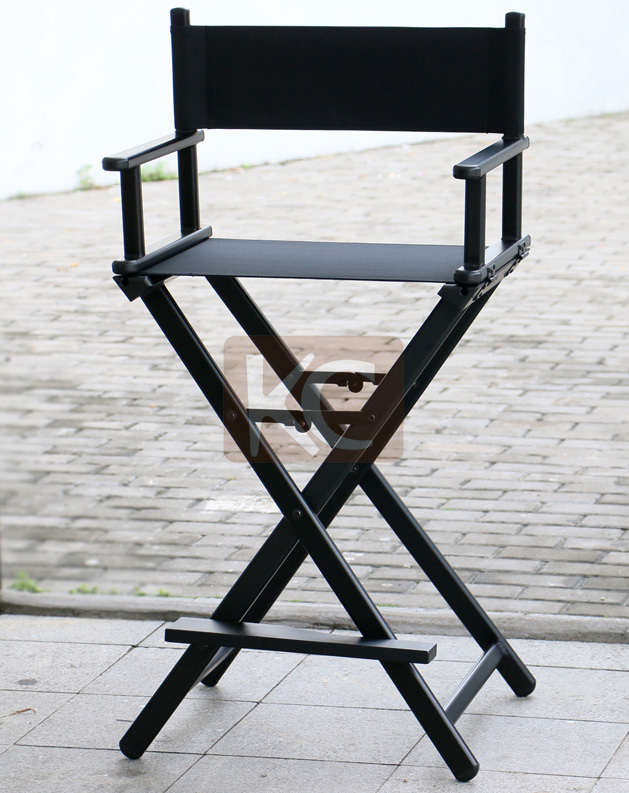 2pcs/lot, Free Shipping To US/Mexico/Canada For Portable Director Aluminum  Makeup Chair, Foldable Artist Hairdressing Chair In Barber Chairs From  Furniture ...