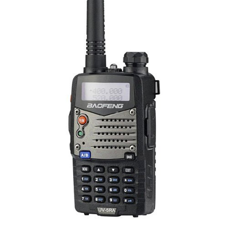 Pofung uv-5ra marche talkie Dual band radio VHF/UHF ham radio émetteur-récepteur 128ch CTCSS DCS FM radio scanner Pofung uv5r un pratique cb