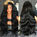 180% Density Pre Pluchked 360 Lace Frontal Wig 360 Lace Wigs 8A Brazilian Lace Front Human Hair Wigs Body Weave Glueless Wigs