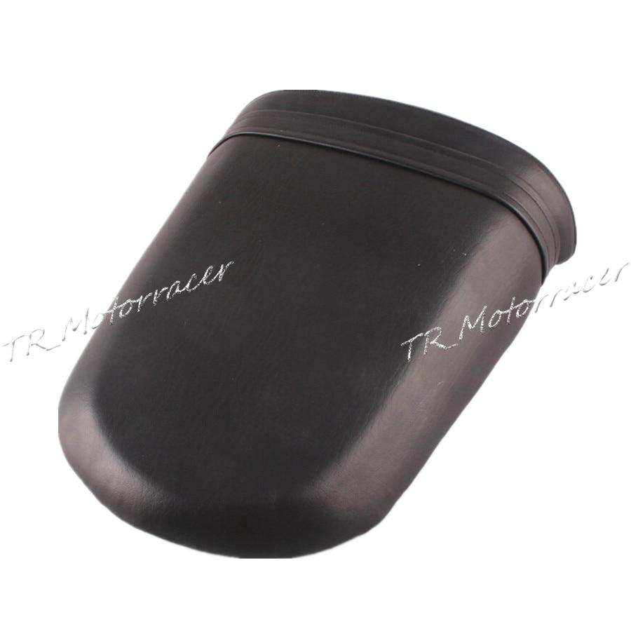 Passenger Seat Pillion Cushion For Suzuki GSXR1000 2003 2004 K3 GSX-R 1000 Black Motorcycle Accessories New