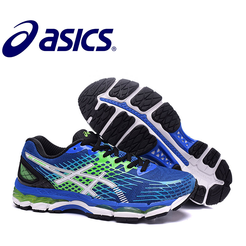 Official Authentic ASICS GEL-KAYANO 17 Sneakers Stability Running Shoes ASICS Sports Shoes Sneakers Outdoor Athletic GQ asics tiger gel lyte iii lc