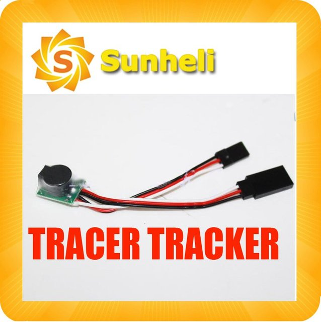 10PCS/LOT Toy Sports lost plane Helicopter airplane finder RC Tracker Tracer Hubschrauber Alarm buzzer RC TOOL MG995 ESC