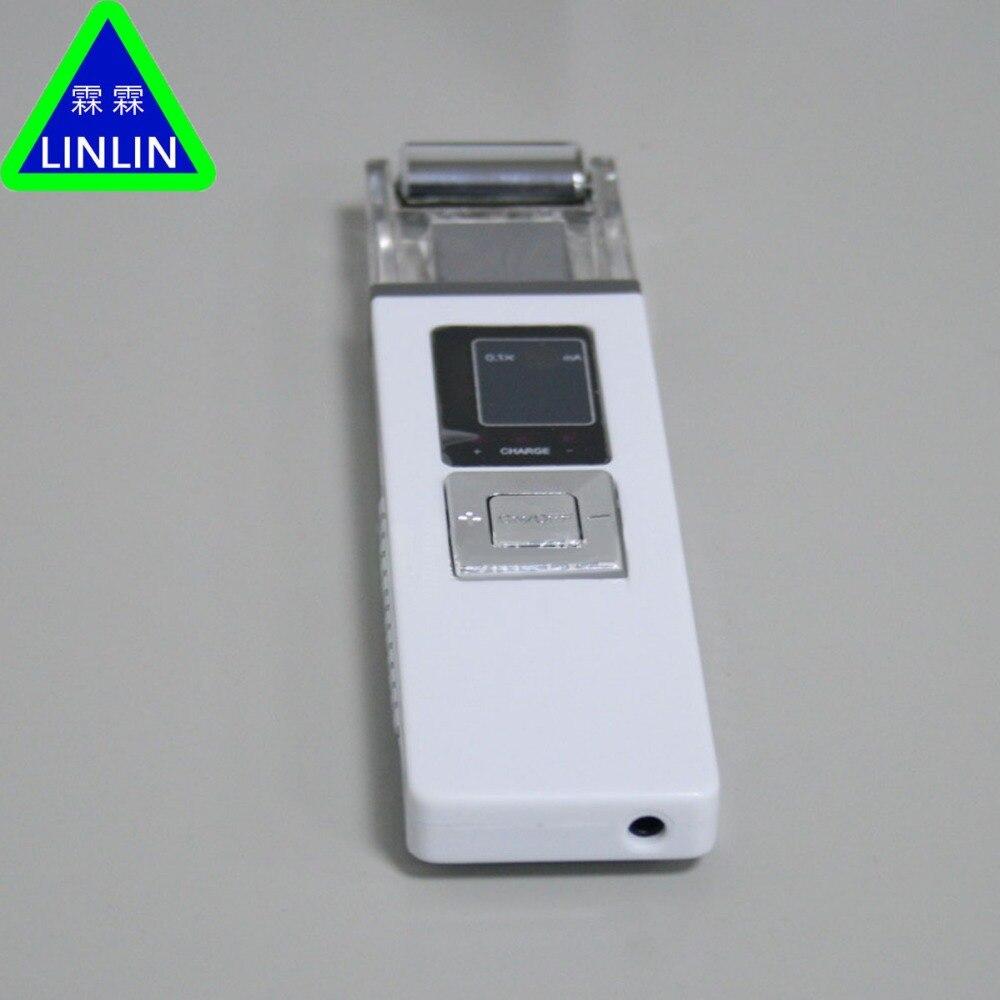 LINLIN แบบพกพา double head micro current lift เครื่องมือความงามขนาดเล็กในครัวเรือน beauty เมตร-ใน เครื่องมือดูแลผิวหน้า จาก ความงามและสุขภาพ บน   1