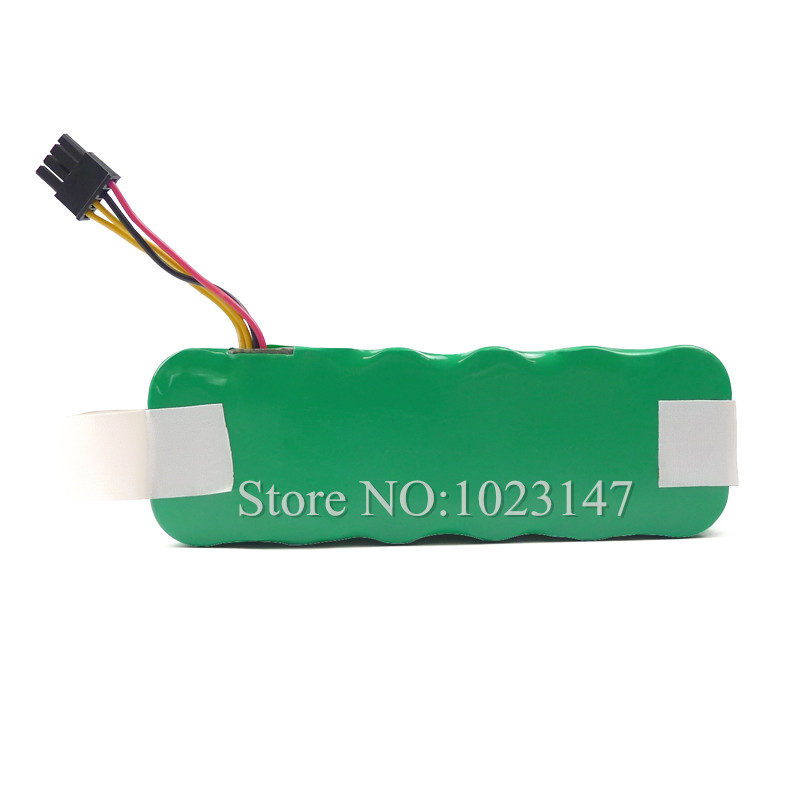 3500 MAh Ni MH Battery Pack For Ariete Briciola 2711 2712 2717 Robotic Cleaner