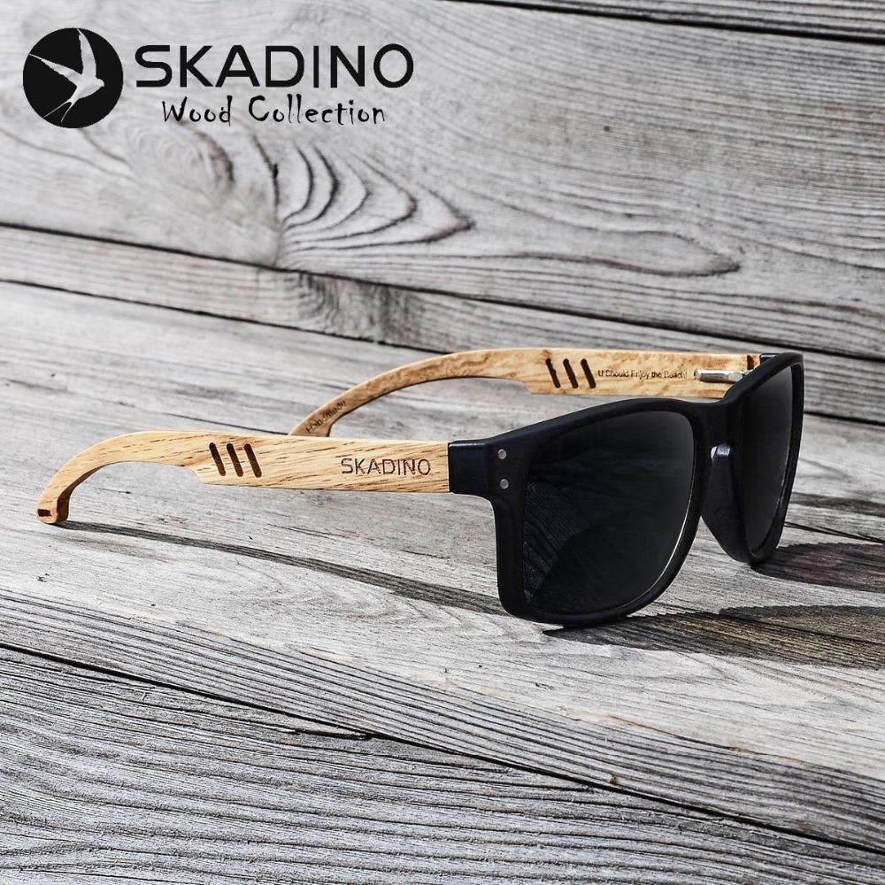 SKADINO Beech Wood Мужские солнцезащитные - Аксессуары для одежды