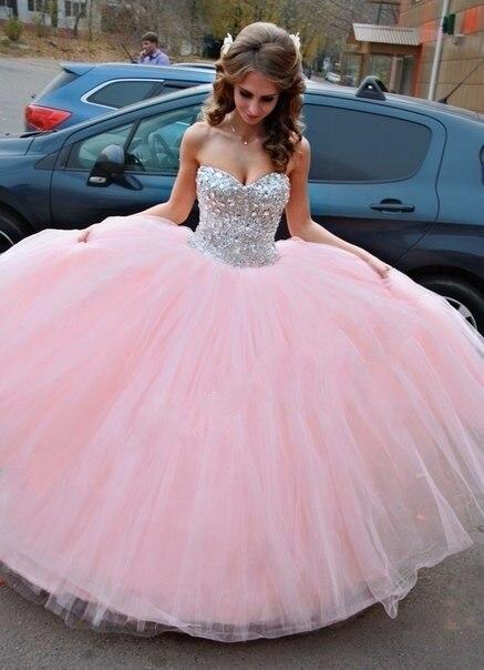 Rosa Doce 16 dresses vestido 15 vestidos vestidos de 15 anos de debutante quinceanera vestidos quinceanera cristal vermelho robe de bal