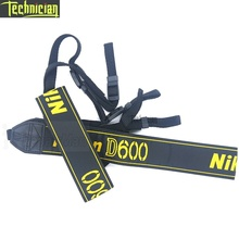 D600 D610 Camera Shoulder Neck Belt Strap For Nikon