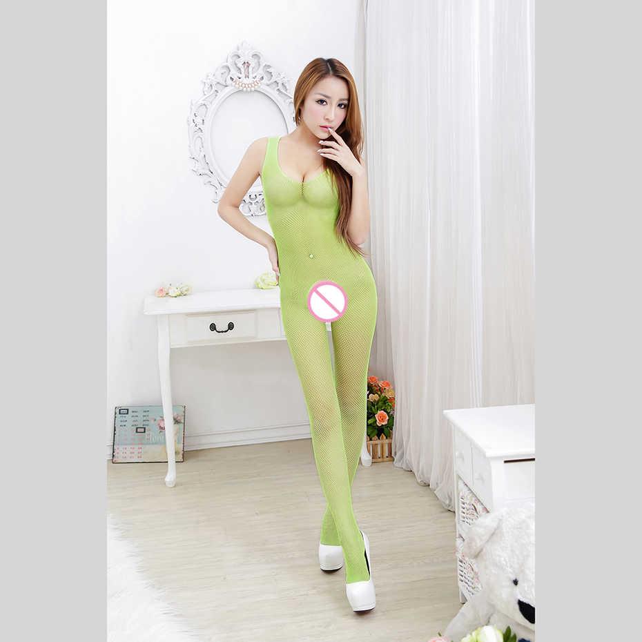 Новый Для женщин сексуальное женское белье Открытое Кружевное боди Эротическое белье Горячая Babydoll ажурные Sheer тела платье женское белье для пикантные костюмы
