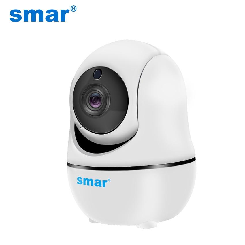Smar FULL HD 1080P Wireless Home Security IP Camera ICSee APP Two Way Audio Baby Monitor Wifi Camera IR Night Vision CCTV Camera