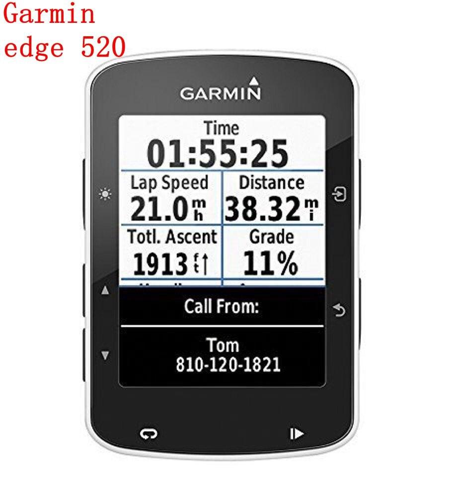 Garmin Edge 520 Bisiklet GPS Bisiklet Bisiklet Bilgisayar GPS Özellikli Montaj Yol/MTB Bisiklet gidon Garmin Kenar 520