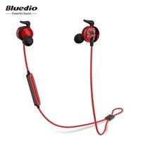 Original Bluedio Ai mini sport bluetooth earphones wireless handset Built in microphone for mobile phones