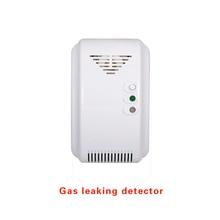 (1 PCS)12VDC NC/NO output Home security Control Coal Gas natural LPG Leaking detector