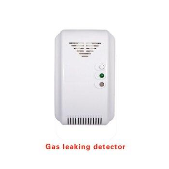 цена 12VDC NC/NO Relay signal output wire Combustible gas leak Home security Alarm Coal Natural Gas LPG Leaking detector CH4 sensor онлайн в 2017 году