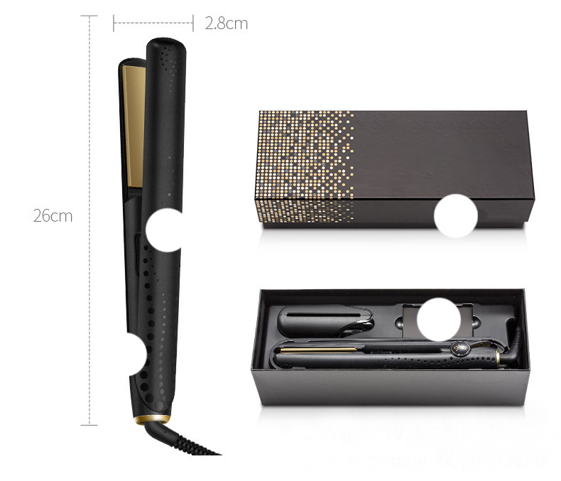 Professional Hair Straightener For Ghd V Gold Classic Styler Stying Tool Curler High Quality Hair Straightening Comb