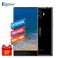 Original Ulefone Mix 13MP Dual Rear Cameras Mobile Phone 5 5 Inch MT6750T Octa Core Android