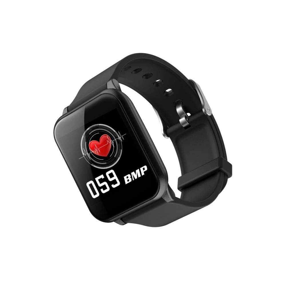 Smartwatch Bluetooth men Watch Smart bracelet PPG Sports Blood Pressure Heart Rate monitoring 1.3