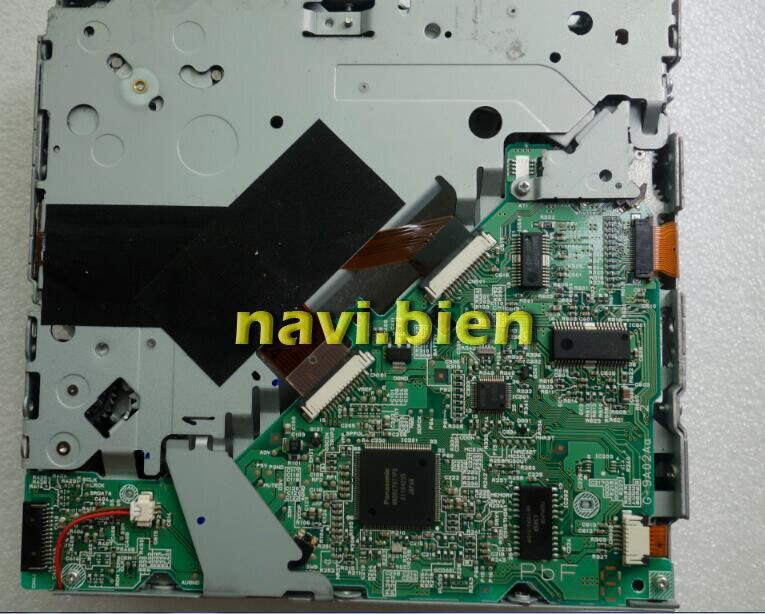 Tout nouveau 6CD changeur G-9A02Aa G-9A02A pour lecteur CD de voiture