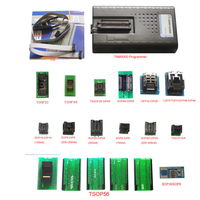 TNM5000 USB EPROM Programmer recorder+14pcs sockets,Support Flash Memory,EEPROM,Microcontroller,PLD,FPGA,ISP,Laptop/Notebook IO