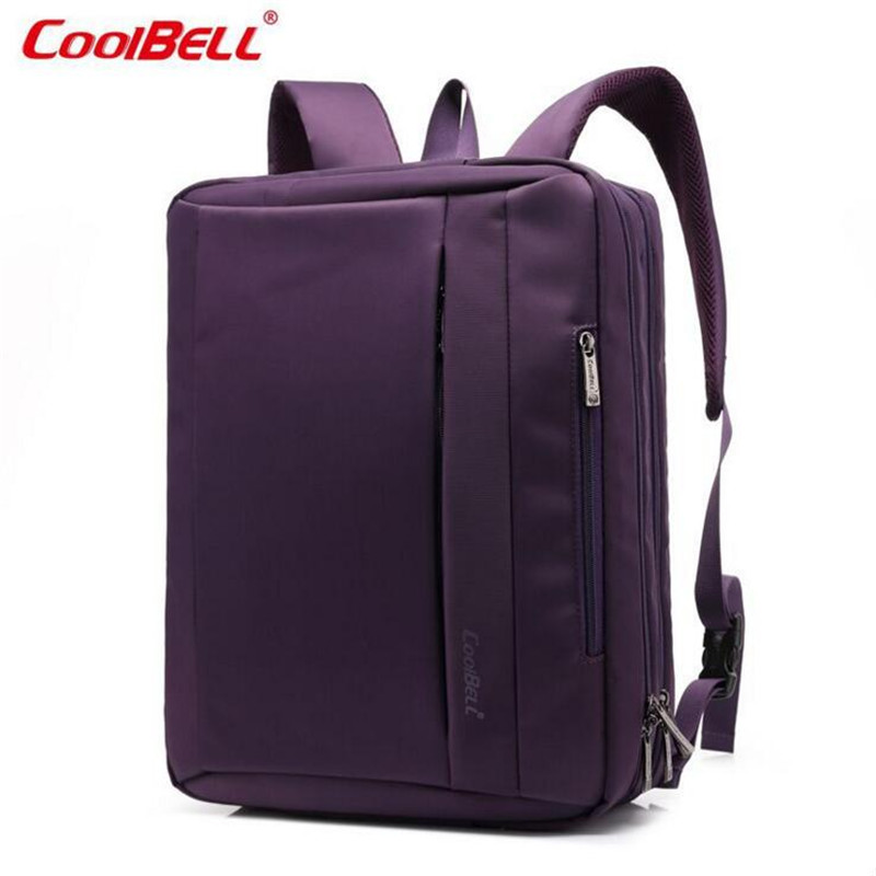 Cool Bell 15 inches Notebook Computer Backpack Teenagers School Bags Business Mochila Travel Backpacks Casual Laptop Bag L104 jacodel 2017 business 15 inch laptop bag computer backpack bags for men women school bag backpack for teenagers travel bags case