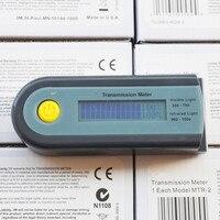 جهاز قياس الأفلام الشمسية جهاز اختبار حاجز الأشعة تحت الحمراء المرئية اختبار ضوء نفاذية الطاقة الشمسية حجب معدل ضوء متر-في مقياس الأشعة فوق البنفسجية من أدوات على